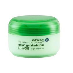 100 ml. BOOTS Cucumber Facial Moisturising Cream