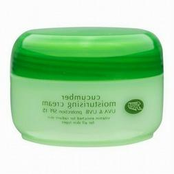 100ml BOOTS Cucumber Facial Moisturising Cream Vitamin Enric