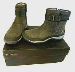 $160 Merrell Murren Strap Waterproof Boots Sz 6.5,7, 8.5 Gra
