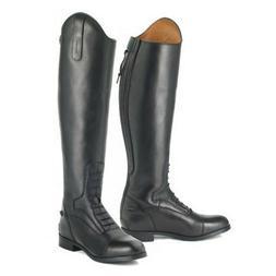 468543 Ovation Ladies Flex Sport English Field Boot- Black N