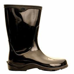 Sloggers 5000BK08 Women's Rain Boots, Black - Size 8