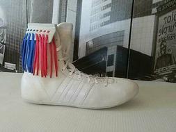 Adidas Originals G13958 Riresu boots White Leather women's U