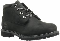 Timberland Women's Nellie Black Double Waterproof Ankle Boot