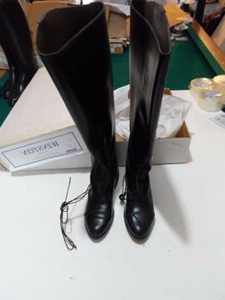 WINSTON field riding boots 6 x W