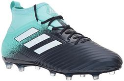 adidas Men's Ace 17.2 Firm Ground Cleats Soccer Shoe, Energy