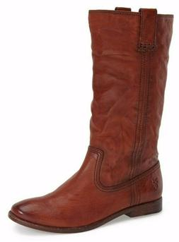 Women's Frye 'Anna - Mid' Boot, Size 11 M - Brown