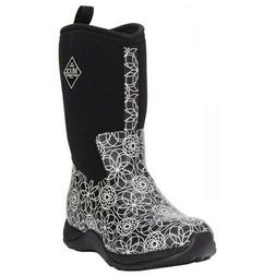 Muck Boots Womens Arctic Weekend Waterproof Winter Black WAW