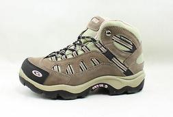 Hi-Tec Women's Bandera Mid WP Hiking Boot,Taupe/Blush,6 M US