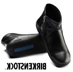 BIRKENSTOCK Bennington Ankle BOOTS Bootie 37 6 6.5 Black Nat