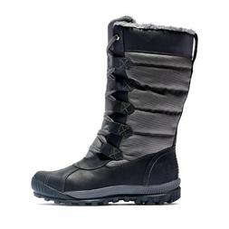 Timberland Black/Gray  Mount Hayes Tall Waterproof Boots Wom
