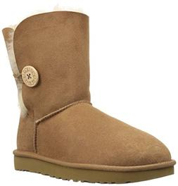 Women's Ugg 'Bailey Button Ii' Boot, Size 10 M - Brown