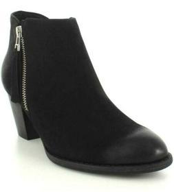 VIONIC BOOTS  - WOMEN'S ANKLES BOOTS BLACK SIZE 6 M