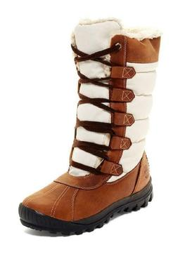 Timberland Brown Mount Hayes Tall Waterproof Boots Women's