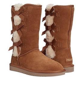 Koolaburra by UGG Women's Victoria Tall Fashion Boot, 101587