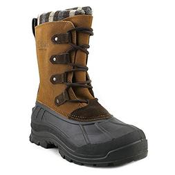 Kamik Women's Calgary Boot,Tan,8 M US