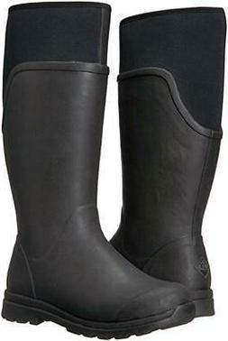 Muck Cambridge Tall Women's Rain Snow Waterproof Boots Black