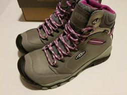 KEEN  CANBY AT WP ALUMINUM TOE Lace Up Boots