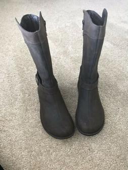 Merrell Captiva Buckle-Down Waterproof Womens Boots US7 Espr