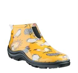 Sloggers Chicken Barn Yellow Waterproof Ankle Boot