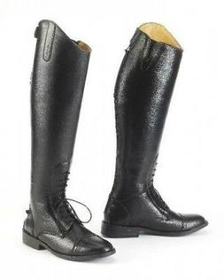 Equi-Star Ladies All Weather Field Boots with V Style Gusset