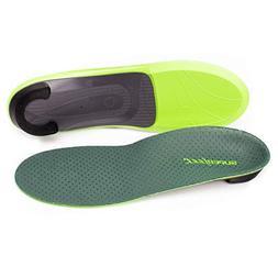 Superfeet Everyday Pain Relief Insoles, Customizable Heel St