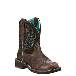Ariat Women's Fatbaby Heritage Dapper Western Cowboy Boot, R