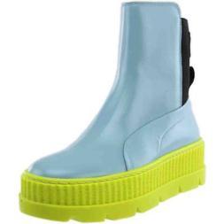 Puma x Fenty by Rihanna Chelsea Sneaker Boot - Blue - Womens