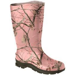Ranger Field General PVC Women's Rain Boots, Realtree AP Pin