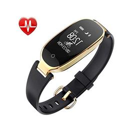 Fitness Tracker Smartwatch Bluetooth With Heart Rate Monitor