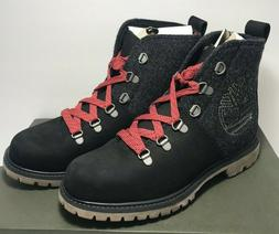 Timberland Women's FlyRoam Go Lace Chukka Jet Black Escape/N