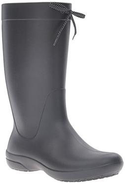 c71f11a6c Crocs Women s Freesail Waterproof Rain Boots - 10.0 M