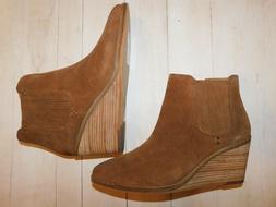 Frye & Co Kaye Chelsea Wedge Boots size 11 NWOB $159
