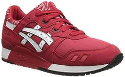 ASICS GEL-Lyte III Unisex Retro Running Sneakers H307N-0101,