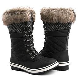 3ea702846492 GLOBALWIN Women s 1730 Waterproof Winter Boots US Women s