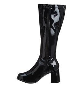 Ellie Shoes GOGO 3 Inch Gogo Boots with Zipper - Women's Siz