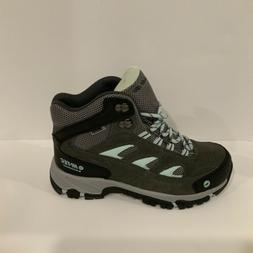 Hi-Tec Women's Wn Logan Mid Waterproof Hiking Boot Charcoal/