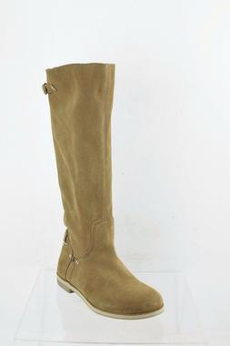 Reef High Desert Tan Suede Knee High Boots Women's Shoes Siz