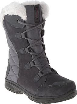 Columbia Women's Ice Maiden II Waterproof Winter Boots  - 9.