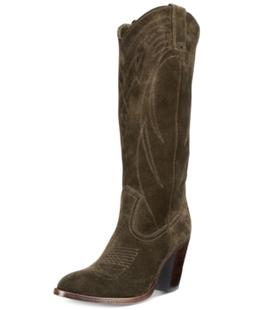 Frye Ilana Pull On Cowboy Boots Women's Shoes