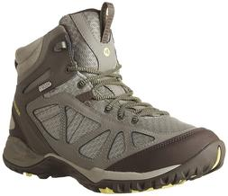 Merrell J37446: Womens Siren Sport Q2 Mid Waterproof DUSTY O