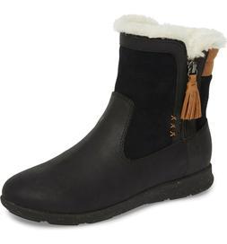 SUPERFEET Juniper Faux Fur Lined Waterproof Boots Sz 10