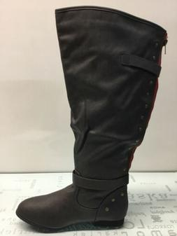 Global Win Knee High Boots, Size 11.⭐️