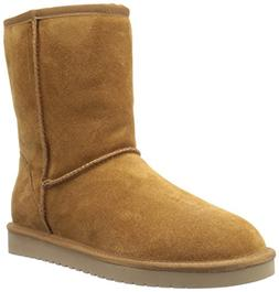 Koolaburra by UGG Women's koola Short Fashion Boot, Chestnut
