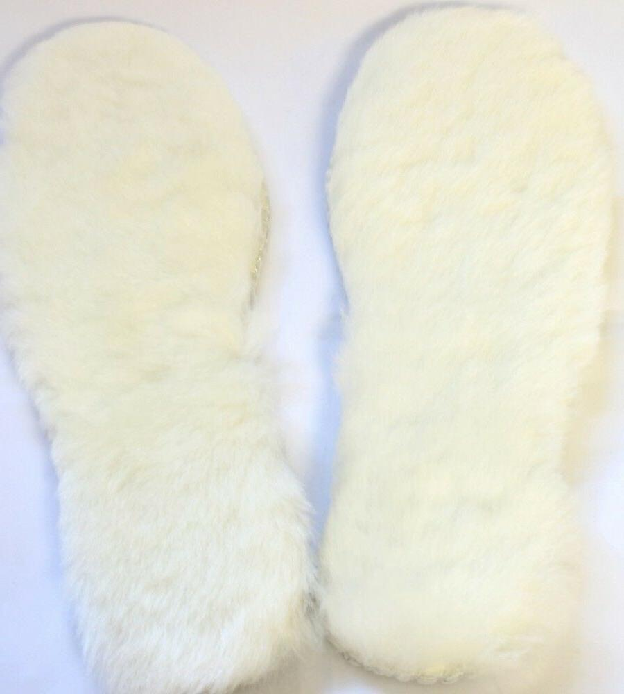 100%Sheepskin Insoles Replacement for UGG/EMU/RainBoots