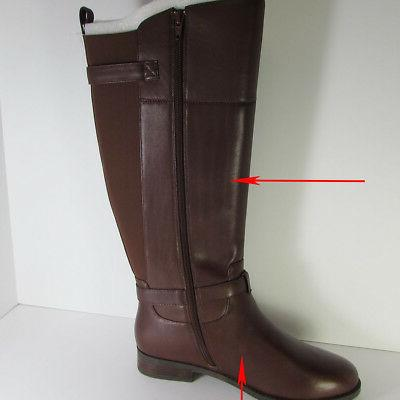 $250 Vionic Womens Storey Riding Boot Shoes, US