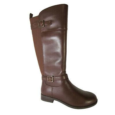 $250 Vionic Womens Country Storey Zip Up Tall Riding Boot Sh