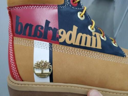 Timberland 6 Boots Print Logo Youth