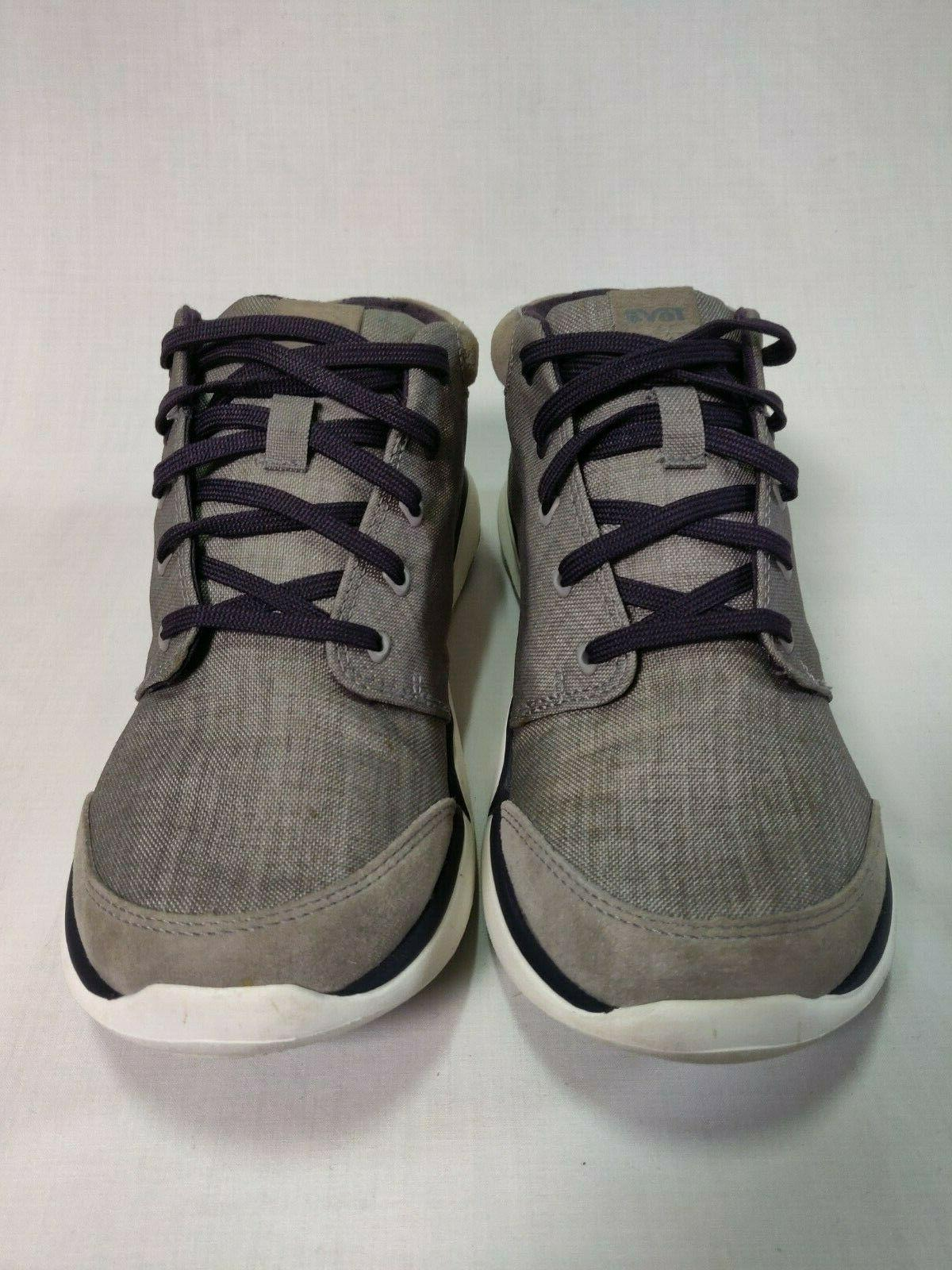 $60 Teva Wander Women's Shoes Gray Size 7