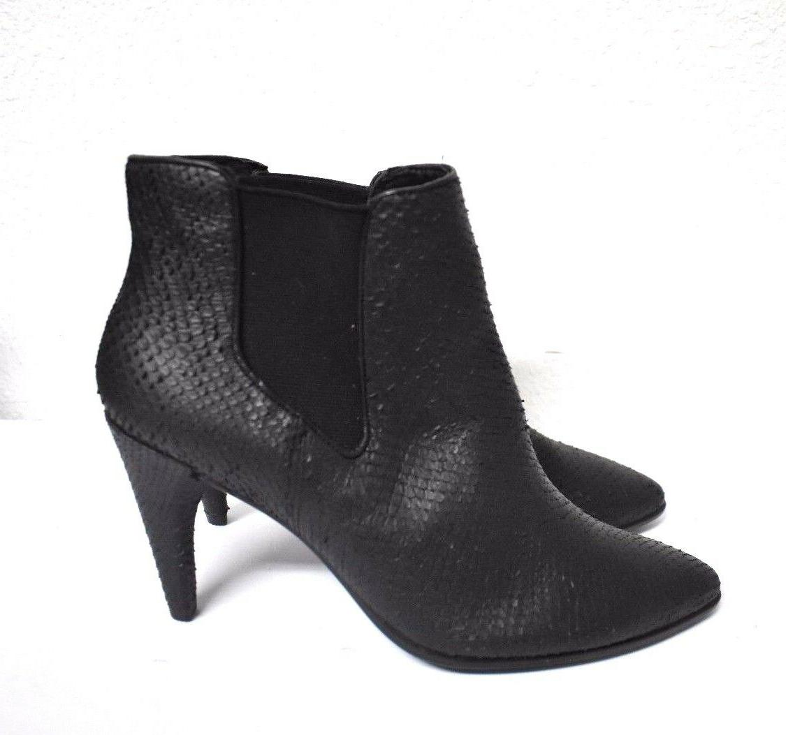 New ECCO Shape 75 Pointy Chelsea Women's Heels Ankle Boots S