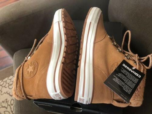 Converse Star Boots Size